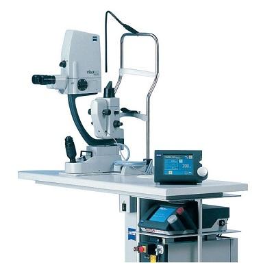 Офтальмологический лазер Visulas YAG III Combi