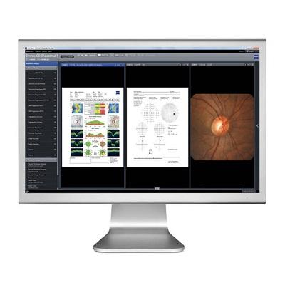 Офтальмологическое программное обеспечение FORUM