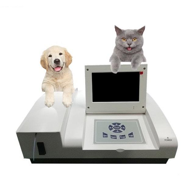 Ветеринарный биохимический анализатор EMP168-VET