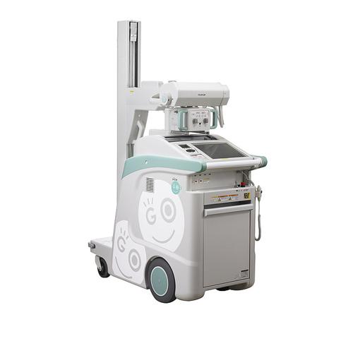 Мобильный рентген FCR Go 2